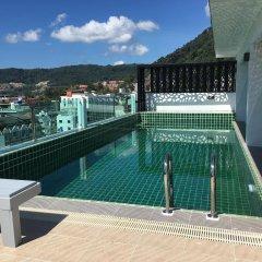 Отель Priew Wan Guesthouse Патонг бассейн фото 2