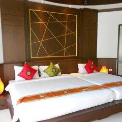 Отель Golden Beach Resort 3* Номер Делюкс с различными типами кроватей фото 2