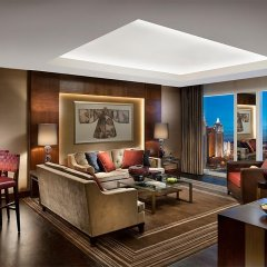 Отель Waldorf Astoria Las Vegas 5* Люкс с различными типами кроватей