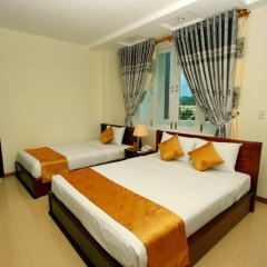 Chau Loan Hotel Nha Trang 3* Улучшенный номер с 2 отдельными кроватями фото 2