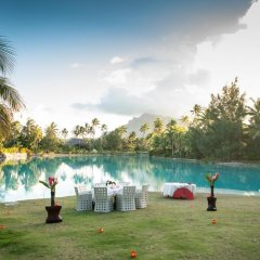 Отель The St Regis Bora Bora Resort фото 2