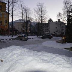Апартаменты Msc Apartments KrupÓwki Закопане парковка