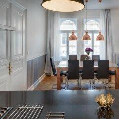 Отель Veleslavinova Apartment Чехия, Прага - отзывы, цены и фото номеров - забронировать отель Veleslavinova Apartment онлайн комната для гостей фото 5