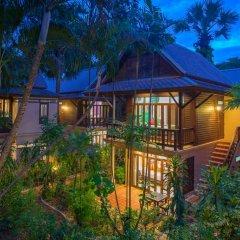 Отель Rabbit Resort Pattaya 4* Стандартный номер с различными типами кроватей фото 7