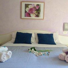 Отель Villa Giovanna Римини комната для гостей фото 2