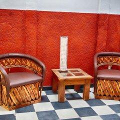 Отель Hostal de Maria Кровать в общем номере с двухъярусной кроватью фото 5
