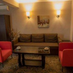 Отель Атлантик 3* Улучшенные апартаменты с различными типами кроватей фото 6