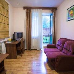 Отель Солярис 4* Стандартный номер фото 18