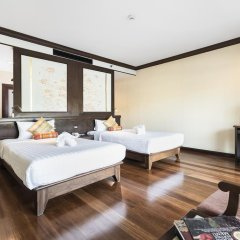 Отель Alpina Phuket Nalina Resort & Spa 4* Улучшенный номер с двуспальной кроватью фото 5