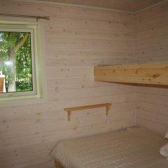 Отель Odda Camping Коттедж с различными типами кроватей фото 6