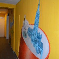 St Christophers Inn Hostel at The Bauhaus Кровать в общем номере с двухъярусной кроватью фото 6