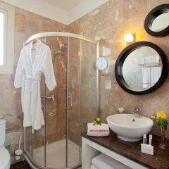 Отель Louis Althea Kalamies Villas Протарас ванная