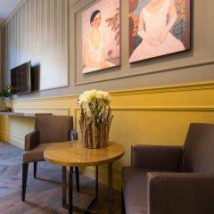 Отель Le Quattro Dame Luxury Suites 3* Номер Делюкс фото 7