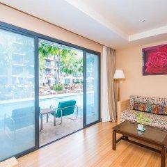 Отель Baan Laimai Beach Resort 4* Номер Делюкс разные типы кроватей фото 49