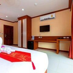 Отель Phusita House 3 2* Улучшенный номер с различными типами кроватей фото 4