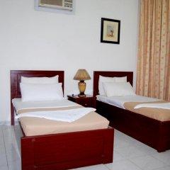 Pan Emirates Hotel Sharjah Апартаменты с различными типами кроватей фото 2