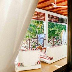 Отель Cokes Surf Camp Остров Гасфинолу балкон