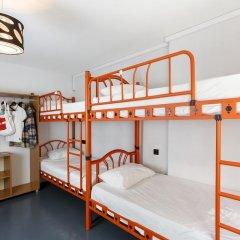 Hush Hostel Moda Кровать в женском общем номере фото 3