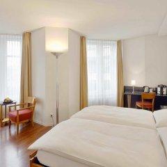 Sorell Hotel Seidenhof 3* Улучшенный номер с двуспальной кроватью фото 2