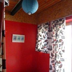 Chillout Cengo Hostel Стандартный номер с двуспальной кроватью (общая ванная комната) фото 2
