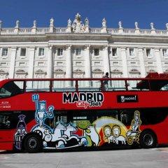 Отель City Center Royal Palace городской автобус