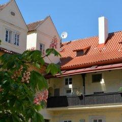 Апартаменты Apartment In Prague Прага вид на фасад