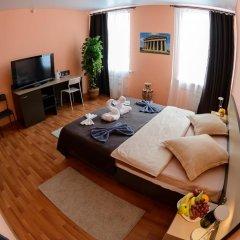 Гостиница Афины комната для гостей фото 4