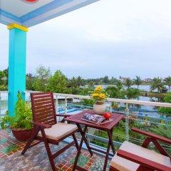 Отель Vy Hoa Hoi An Villas 3* Вилла с различными типами кроватей фото 3