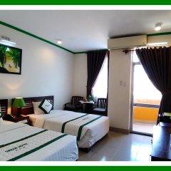 Green Hotel 3* Номер Делюкс с различными типами кроватей фото 9