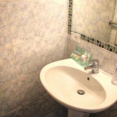 Отель Helvetia Lodge Италия, Генуя - отзывы, цены и фото номеров - забронировать отель Helvetia Lodge онлайн ванная