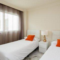 Отель Coral Beach Aparthotel 4* Улучшенные апартаменты с различными типами кроватей фото 9