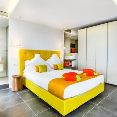 Апартаменты Cosmo Apartments Sants Улучшенные апартаменты с различными типами кроватей