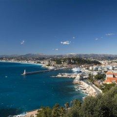 Апартаменты Contemporary Apartment in Nice пляж
