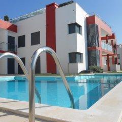 Апартаменты Baleal Beach Apartment Swimming Pool бассейн