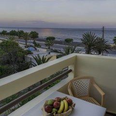 Tylissos Beach Hotel 4* Стандартный номер с различными типами кроватей фото 4