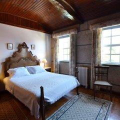 Отель Casa dos Assentos de Quintiaes 3* Стандартный номер с различными типами кроватей фото 8