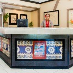 Отель Tanoa Skylodge Hotel Фиджи, Вити-Леву - отзывы, цены и фото номеров - забронировать отель Tanoa Skylodge Hotel онлайн питание фото 3
