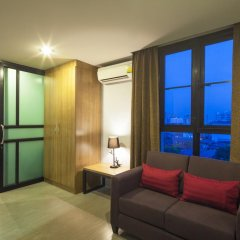Livotel Hotel Lat Phrao Bangkok 3* Люкс разные типы кроватей фото 5