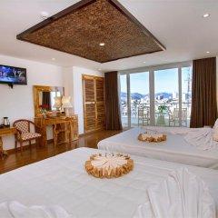 Rex Hotel and Apartment 3* Семейный номер Делюкс с двуспальной кроватью фото 5