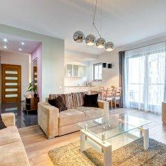 Апартаменты Dom & House - Apartments Waterlane Улучшенные апартаменты с различными типами кроватей фото 24