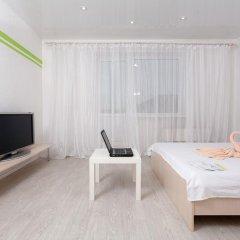 Гостиница Эдем Взлетка Улучшенные апартаменты разные типы кроватей фото 8
