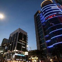 K-POP HOTEL Dongdaemun 2* Стандартный номер с различными типами кроватей фото 2