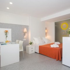 Отель Apartamentos Mix Bahia Real Студия с различными типами кроватей фото 12
