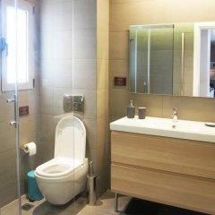 Отель Athens Center Panoramic Flats Афины ванная