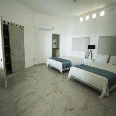 Отель Playa Conchas Chinas 3* Люкс фото 4