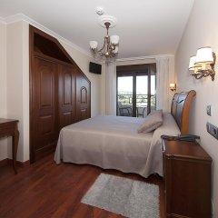 Отель Pensión Residencia A Cruzán - Adults Only 3* Стандартный номер с различными типами кроватей фото 17
