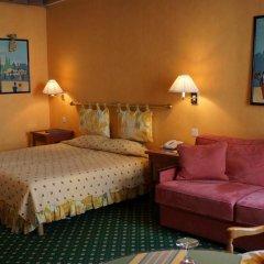 Отель Relais Médicis 4* Стандартный номер с различными типами кроватей фото 7