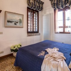Отель Ca della Corte 2* Стандартный номер с различными типами кроватей фото 6