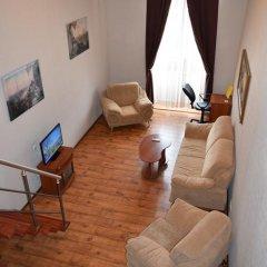 Гостиница Одесса Executive Suites 3* Люкс разные типы кроватей фото 5