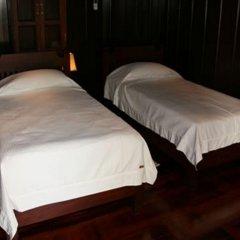 Отель Villa Lao Wooden House 2* Стандартный номер с различными типами кроватей фото 2